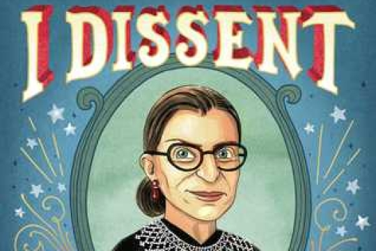 I dissent book cover